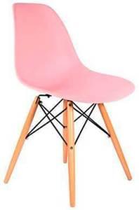Silla Eames en color Rosa