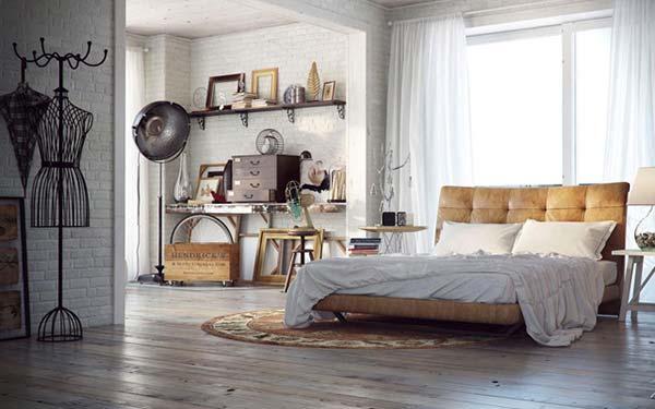 ¿Qué estilo decorativo elijo para mi dormitorio?