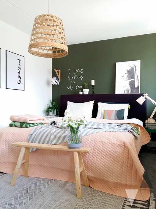 Decorar dormitorios pequeños de forma low cost