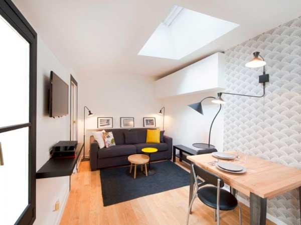 Decoración de apartamentos vacacionales
