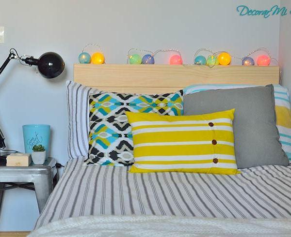 Mi habitación de invitados con Muebles Lufe + Sorteo