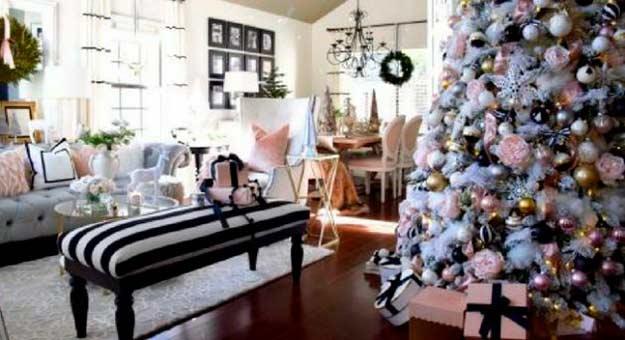 Navidad con glamour