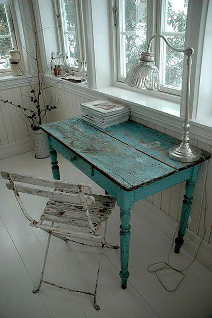 5 ideas para decorar con una mesa tocinera