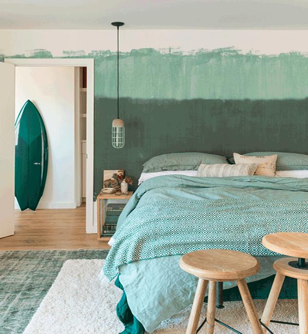 La casa de una diseñadora de interiores en California