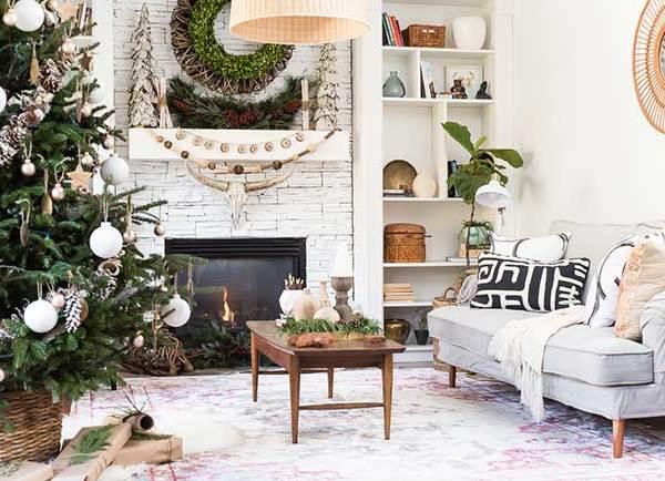 Detalles para decorar la casa en Navidad