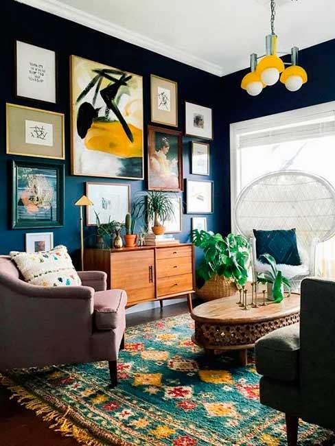 Cómo cambiar la decoración de mi salón con poco dinero