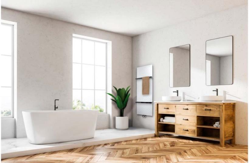 Radiadores toallero para el baño