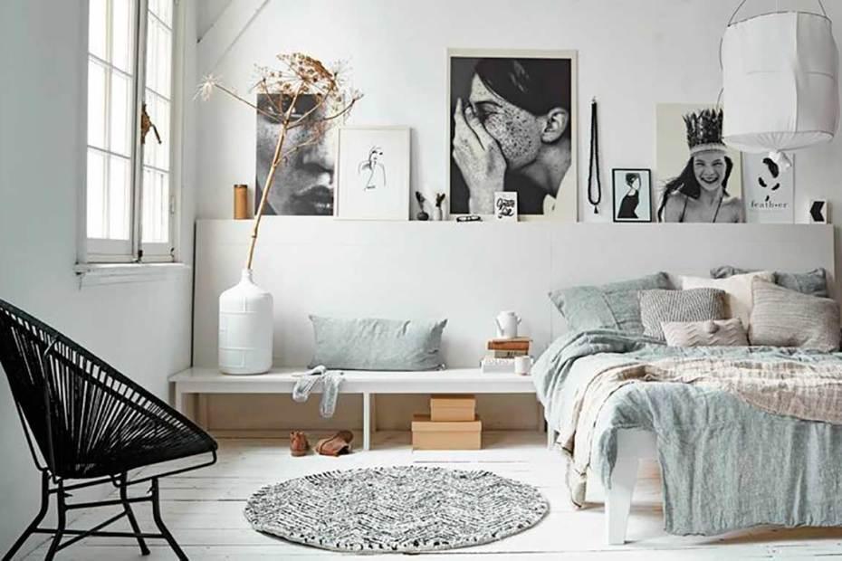 Ideas low cost para el dormitorio