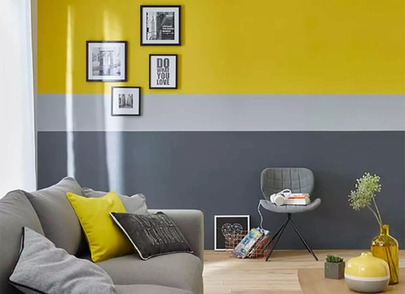 Ultimate Gray + Illuminating en el salón