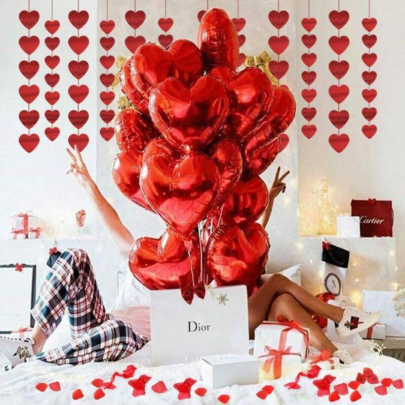 Kit de decoración para San Valentín