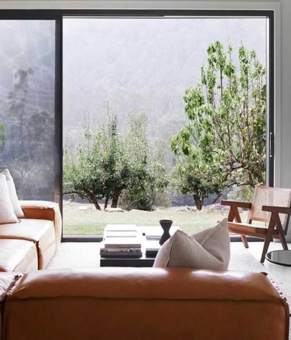 El estilo moderno en diseño de interiores