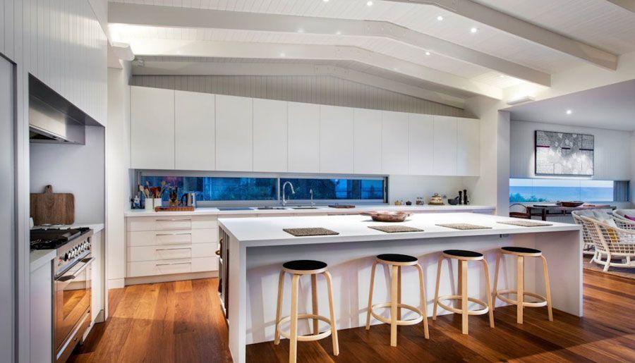 Ideas de Diseo de Cocinas Hermosas y Modernas