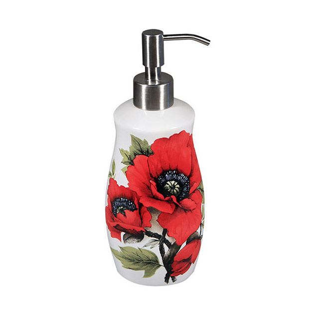 Bathroom Soap Dispenser Set