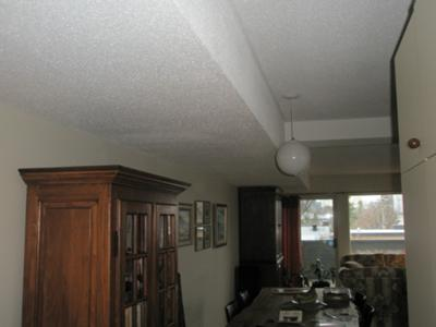 Covering Problem Bulkhead Ceiling
