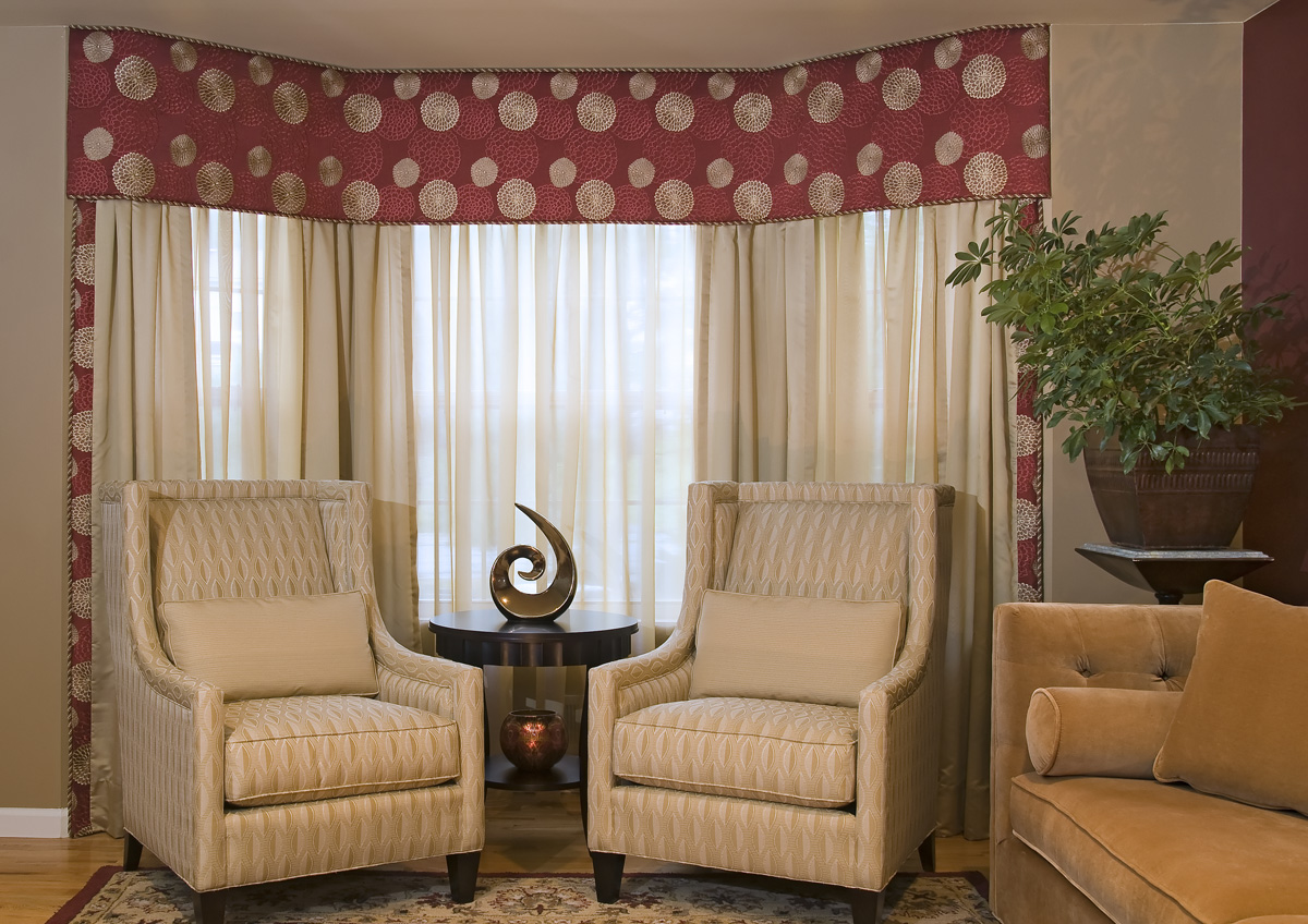 Confused about Window Treatments  Decorating Den