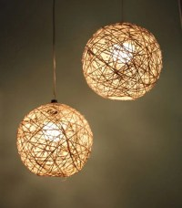Cool DIY Lighting Updates | Decorating Your Small Space