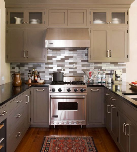 small kitchen design ideas Small Kitchen Inspiration   Decorating Your Small Space