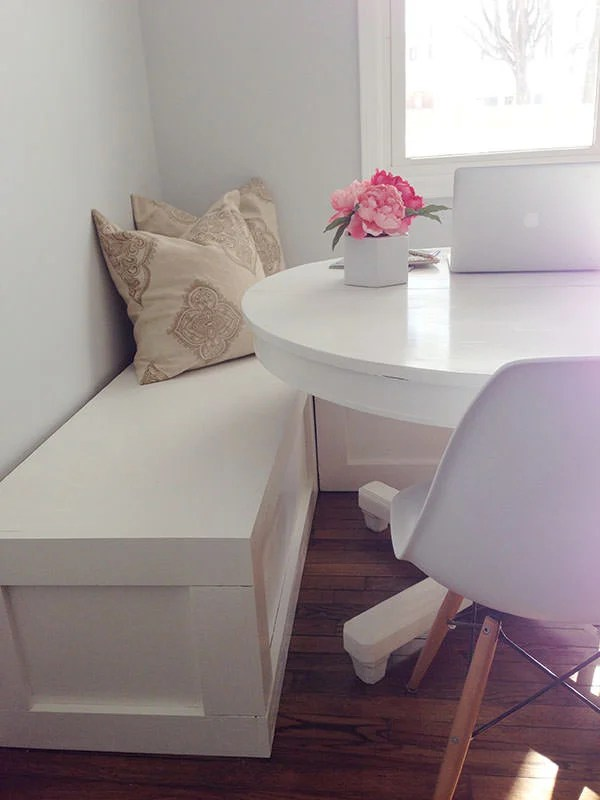 Diy Nooks And Banquettes Decorating Your Small Space