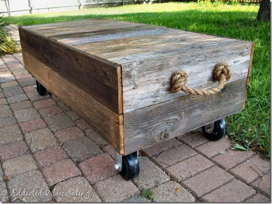 Cedar Farmhouse Table