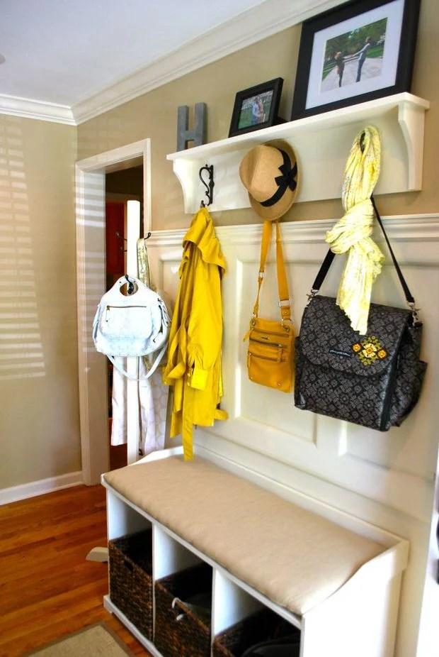 15 DIY Entryway Bench Projects  Sufey