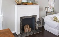 Faux Fireplace Ideas and Projects   Decorating Your Small ...