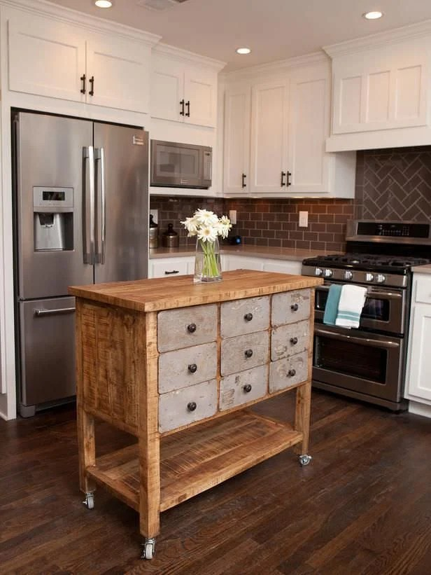 butcher block kitchen island cart childrens set diy ideas & projects   decorating your ...
