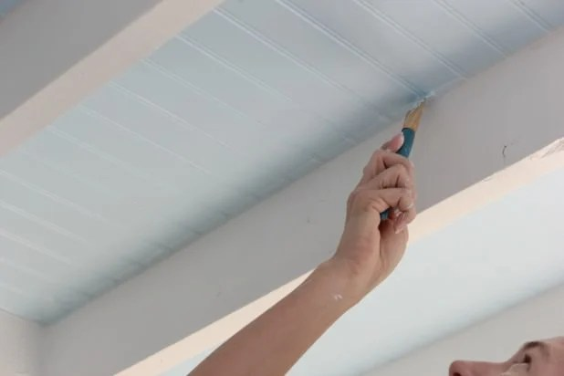 Accent Ceilings are the New Accent Walls  Decorating Your Small Space