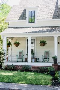 Fabulous Front Porch Makeovers | Decorating Your Small Space