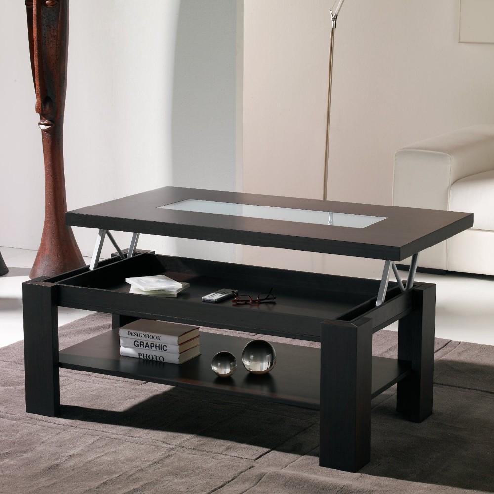 une table basse relevable pour un s jour hors du commun