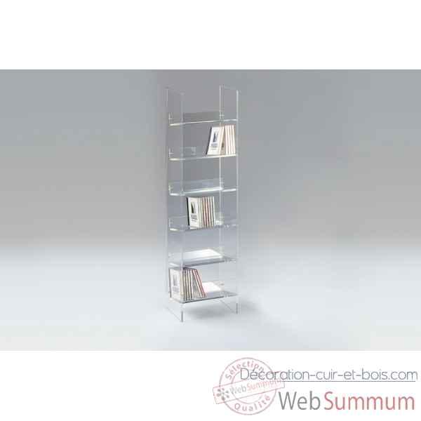 colonne pour dvd en plexiglas marais international gd20d