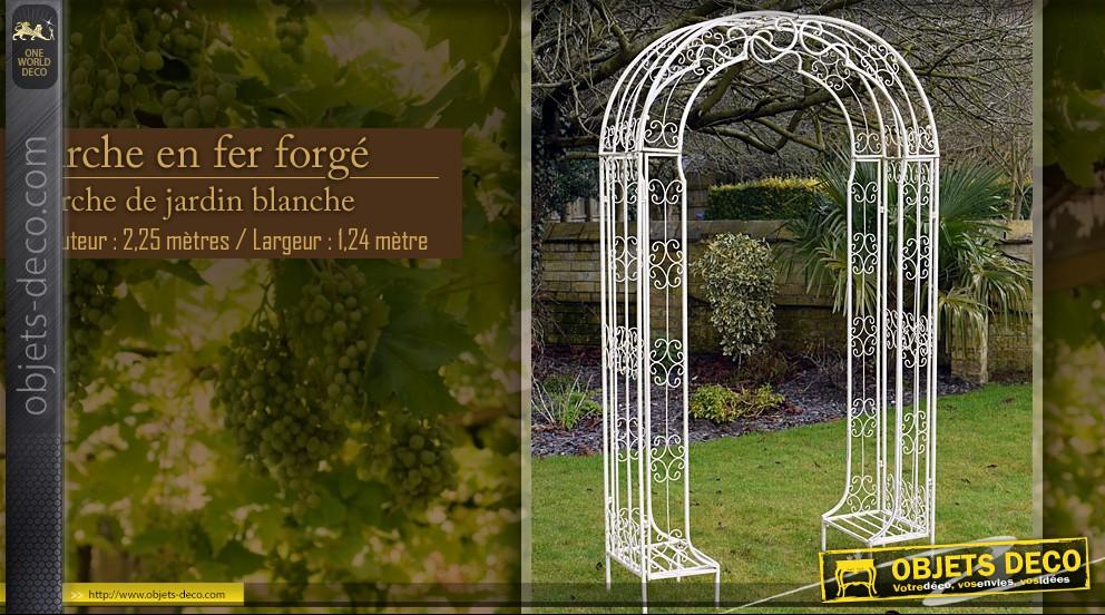 decoration jardin en fer forge