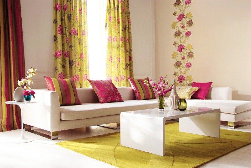 des idees de rideaux pour votre salon