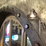 fenêtre 1900 Parisienne en effet entièrement métallisé industriel