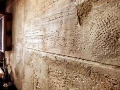 mur en fausse pierre sur mesure