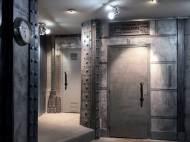 mur décoration industrielle métal