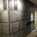 décoration hall d'entrée immeuble