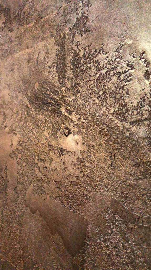 décorateur d'intérieur murs industriel chics murs métal cuivre et bronze décoration de style industriel