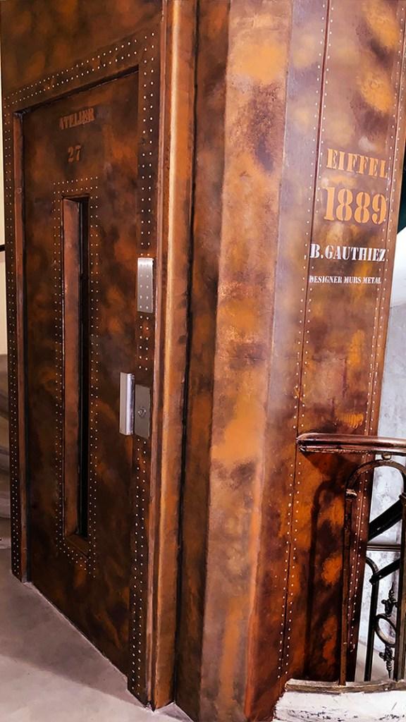 Décoration escape game le style industriel et steampunk mélangé