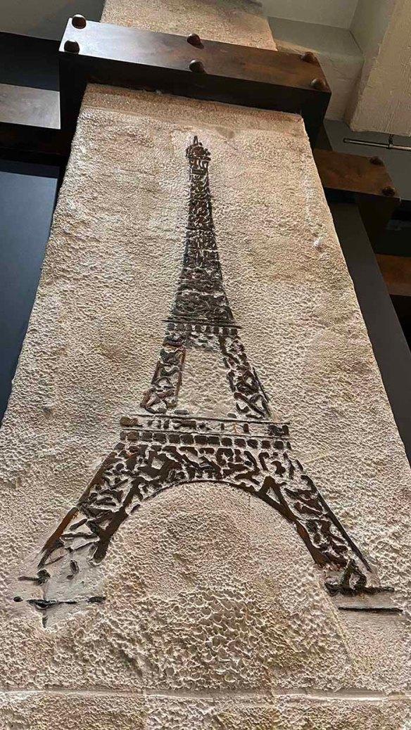 reproduction de pierre de taille et de Paris