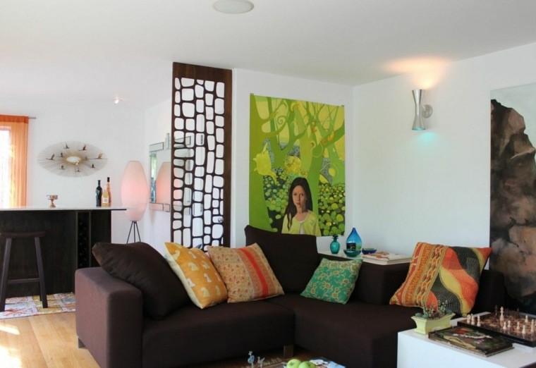 salon moderne oriental d inspiration