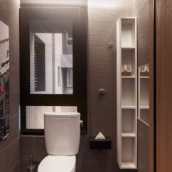 Decorating Small Living Room Apartment Modern Colors Brown 17 And Functional Bathroom Design Ideas | Decoration ...