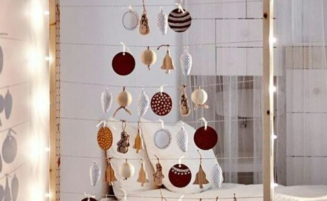 30 Awesome Christmas Wall Decor Ideas Decoration Goals