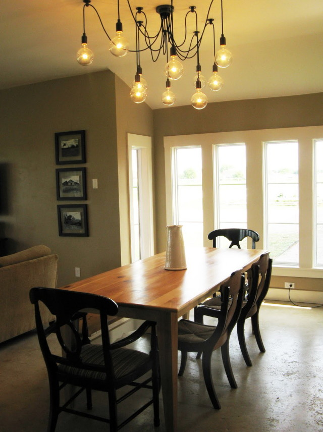 25 Farmhouse Dining Room Design Ideas Decoration Love
