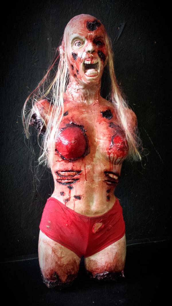 25 Zombie Halloween Decorations Ideas  Decoration Love