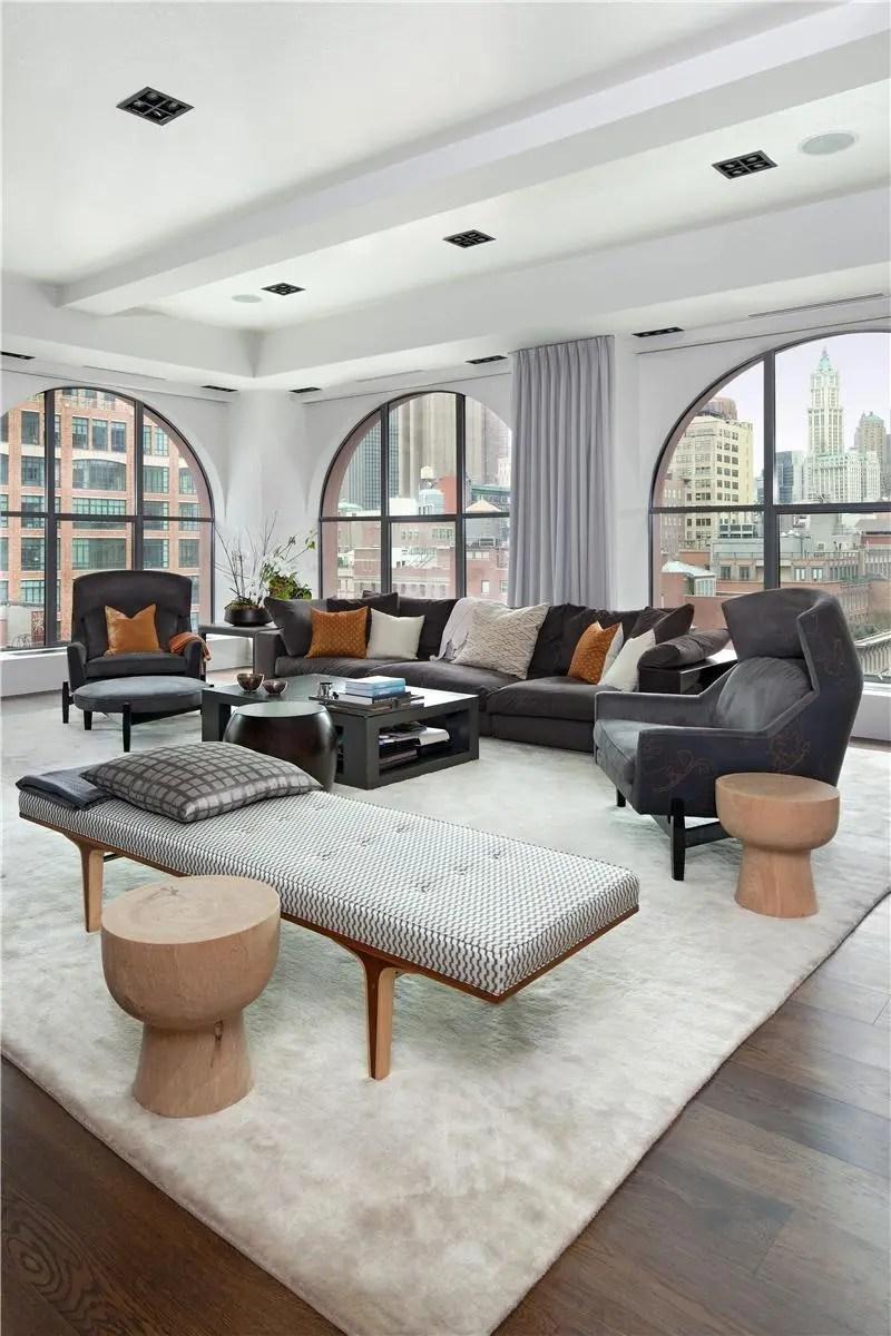 30 Beautiful Apartment Living Room Design Ideas ...