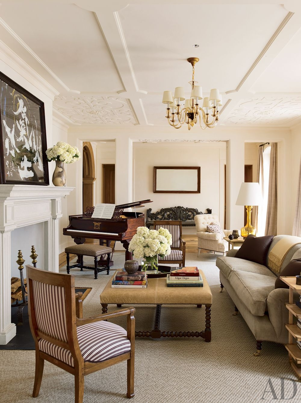 30 Great Traditional Living Room Design Ideas  Decoration