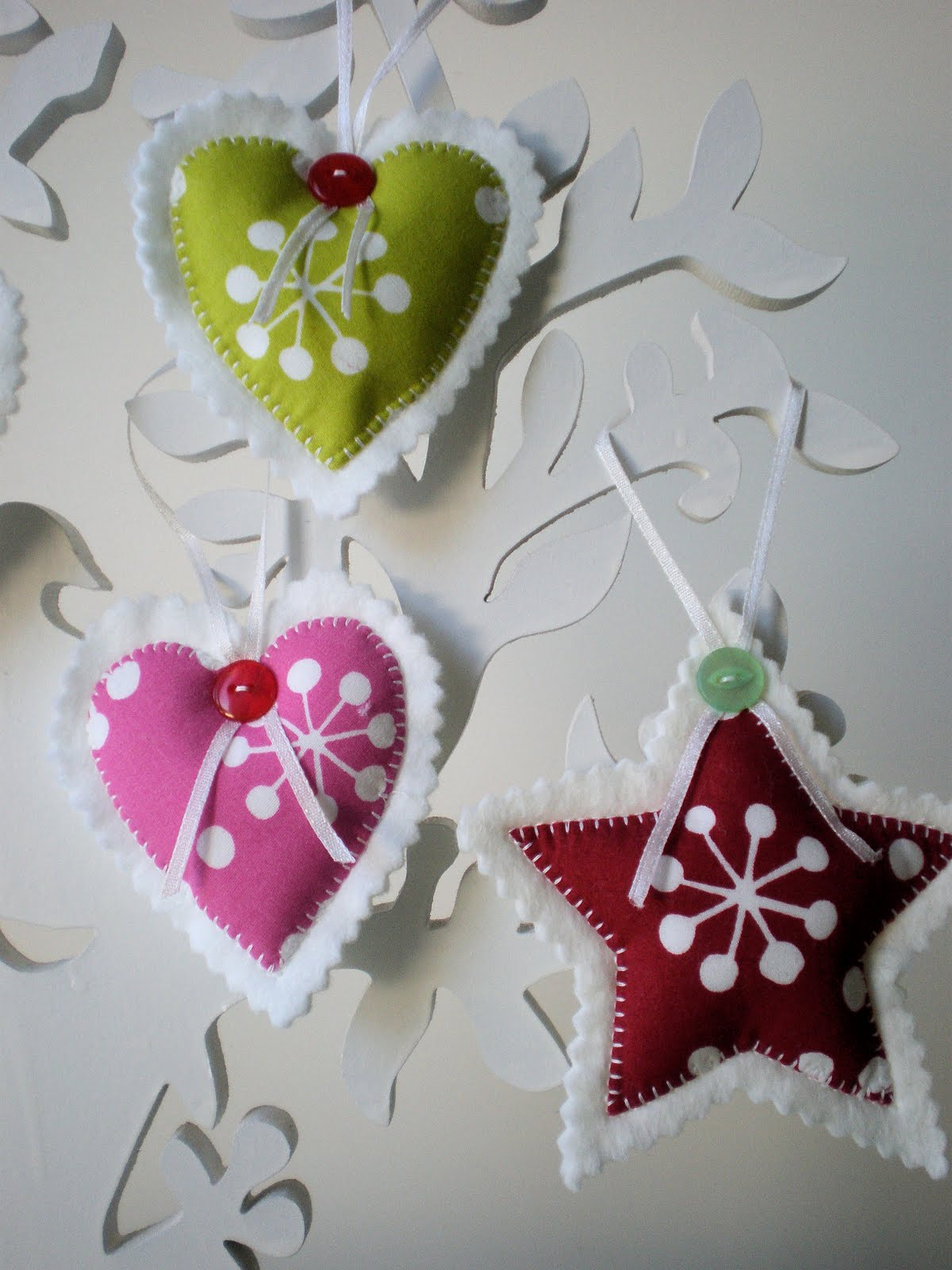 30 Beautiful Felt Christmas Decorations Ideas Decoration