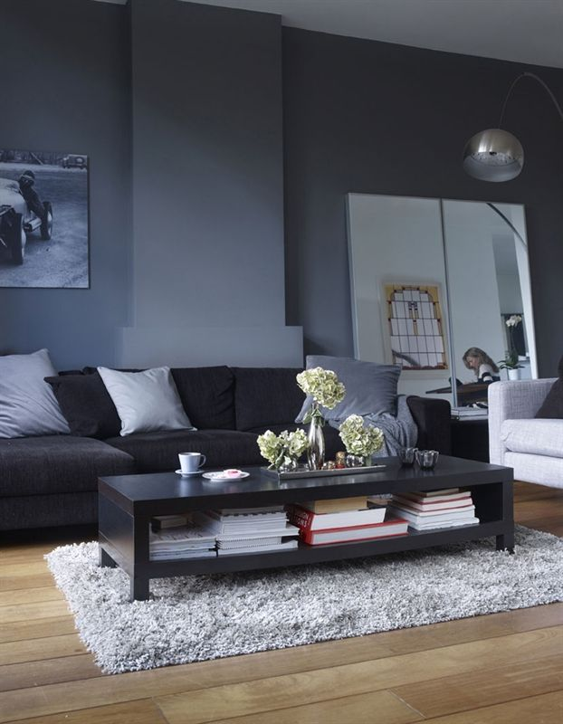 If you buy from a link, we may earn a commission. 25 Black Living Room Design Ideas - Decoration Love