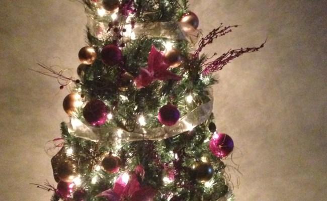 30 Slim Christmas Tree Decorations Ideas Decoration Love