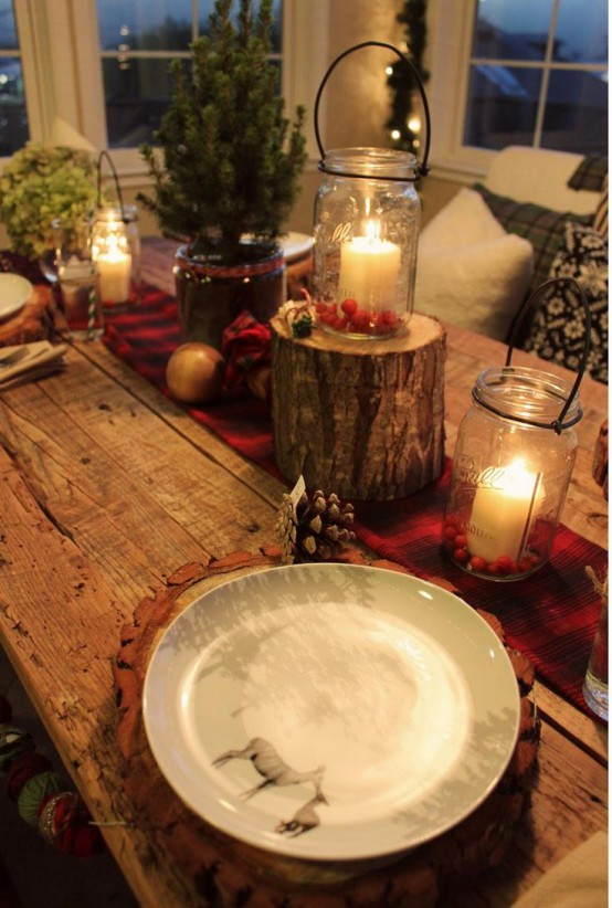 Decorating themes include island getaway, parisian, casual, and more. 30 Beautiful Indoor Christmas Decorations Ideas
